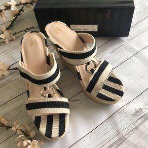 VICTORIA'S SECRET Wedge Sandal